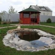 ландшафтный дизайн приусадебного участка